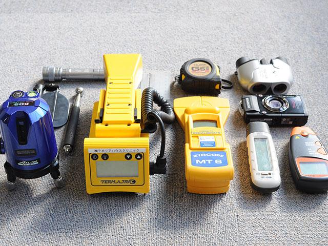 様々な機器