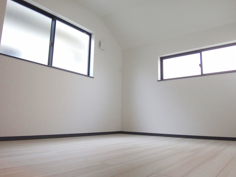 新築の室内