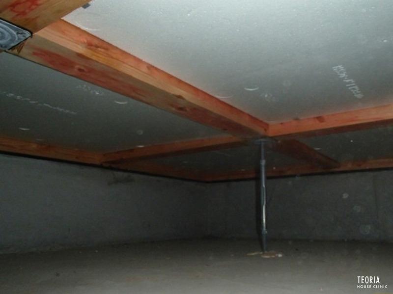 床下の断熱材